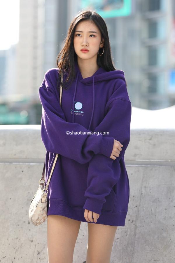 2019秋季首尔时尚街拍