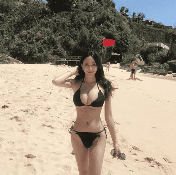 恩智、韩国网红