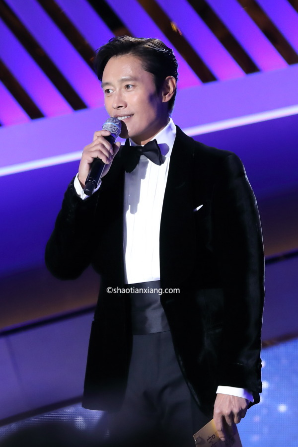 李秉宪、Lee Byung-hun
