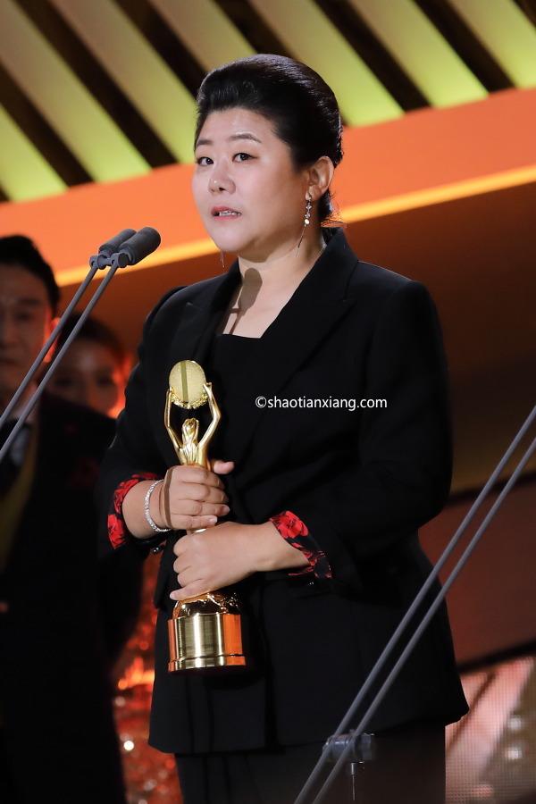 第40届青龙电影奖、李姃垠