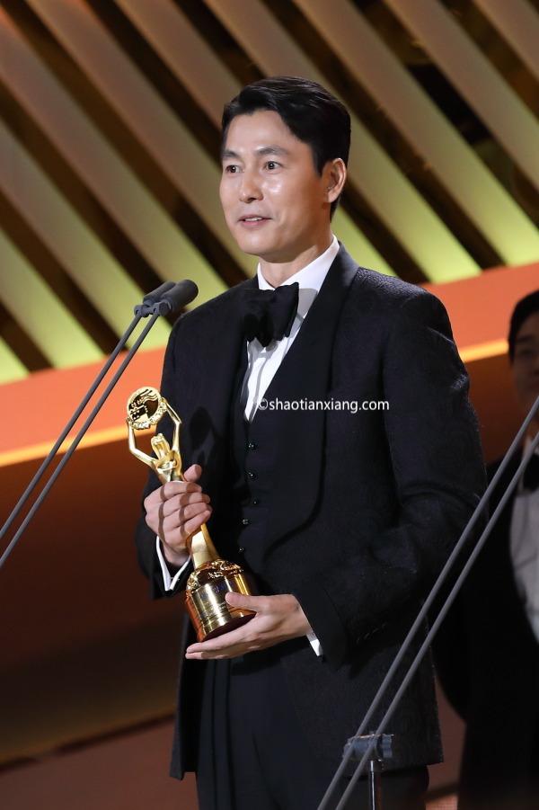 第40届青龙电影奖、郑雨盛