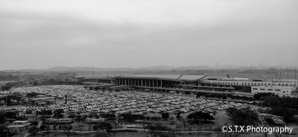 红米K20 PRO、金浦机场