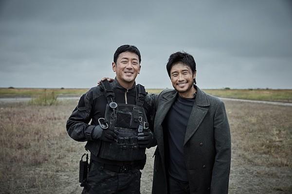 长白山、白头山、韩国电影