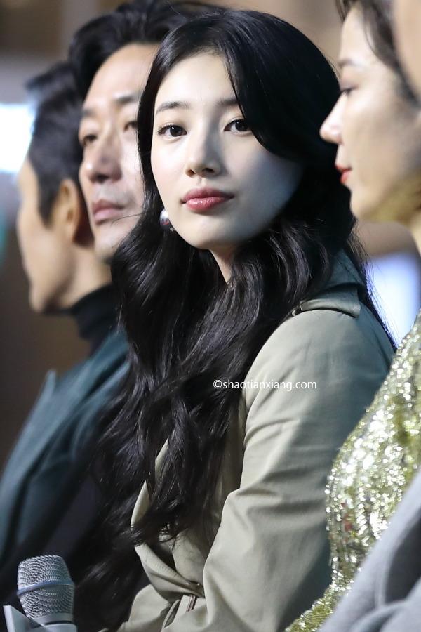 裴秀智、Suzy、白头山