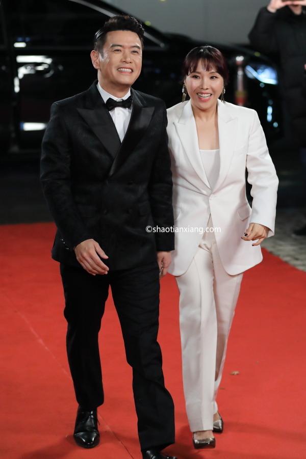 金大熙、申奉仙、2019 KBS演艺大赏
