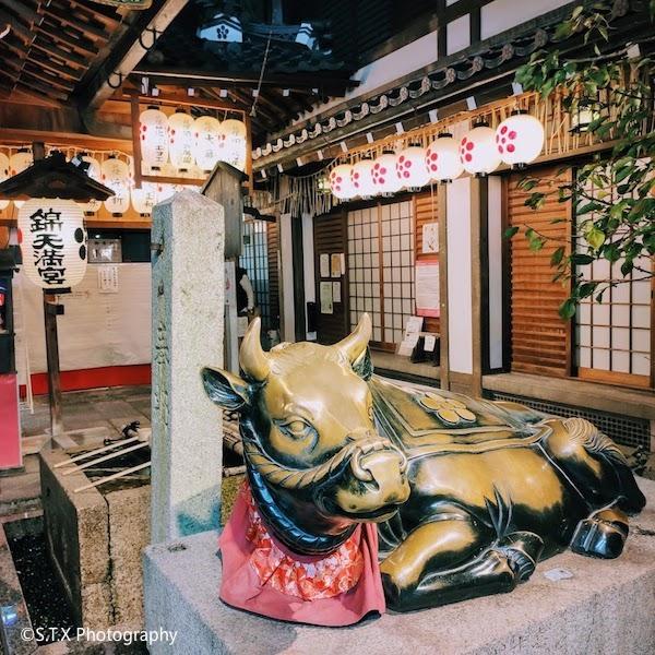 锦天满宫、京都