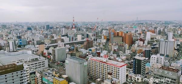 大阪通天阁