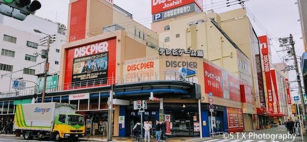日本桥商店街