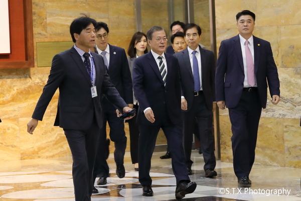 文在寅、韩国总统