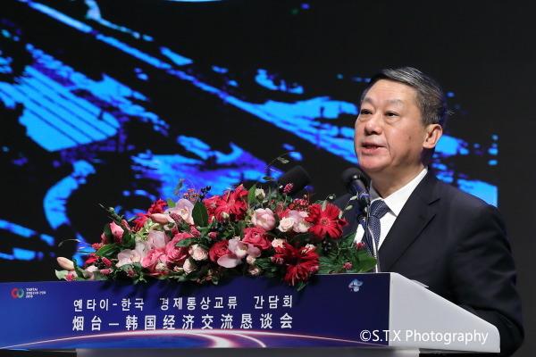 中共烟台市委书记张术平