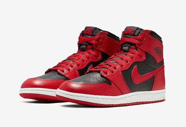 Air Jordan 1 Hi 85 Varsity Red