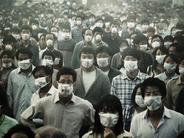 韩国电影、流感