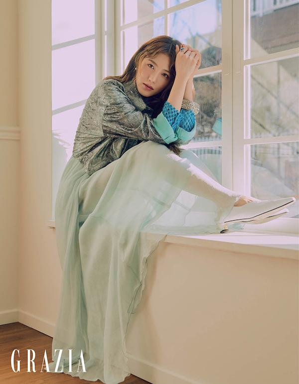 辛睿恩、Shin Ye Eun