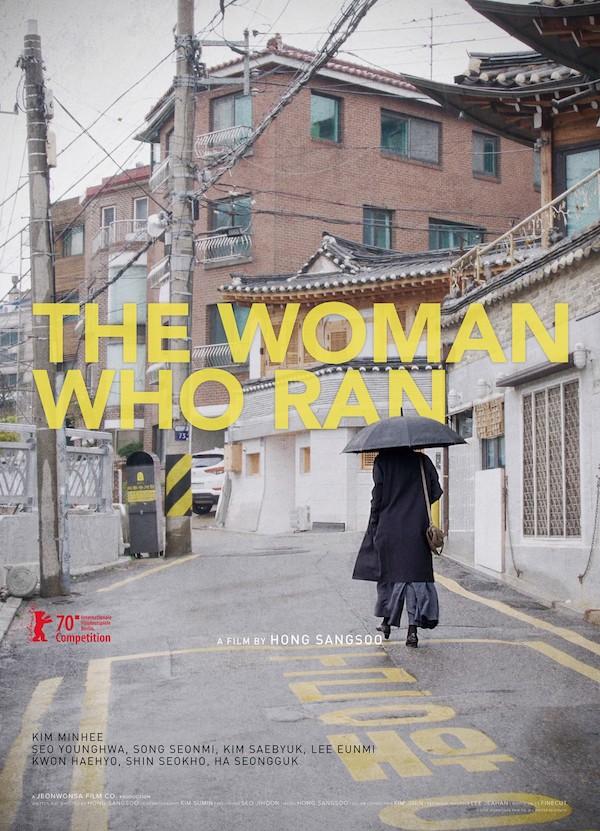 逃走的女人、韩国电影