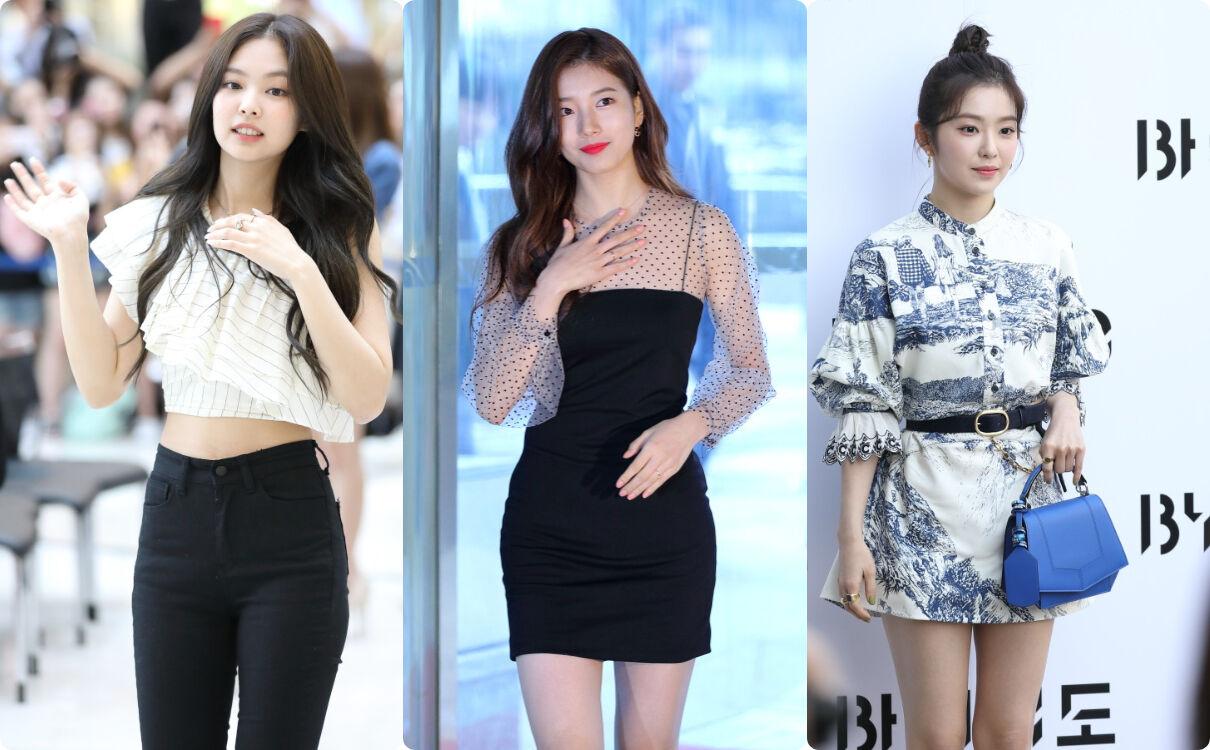 飘在思密达、韩流明星艺人、秀智、JENNIE、Irene