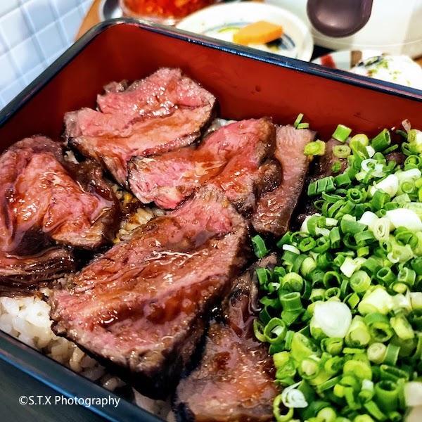 京都和牛盖饭