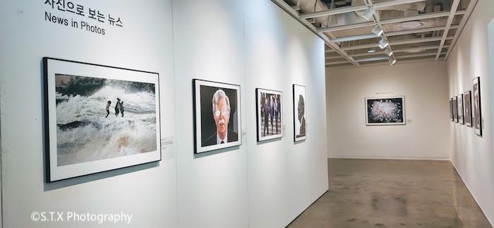 第56届韩国报道摄影展