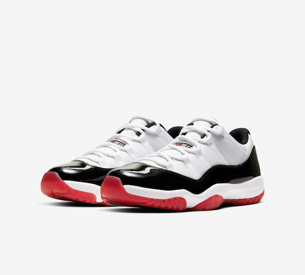 Air Jordan 11 Low Gym Red