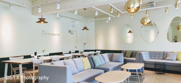 mocha hill 咖啡厅