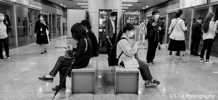 首尔地铁4号线铜雀站、韩国新冠肺炎疫情