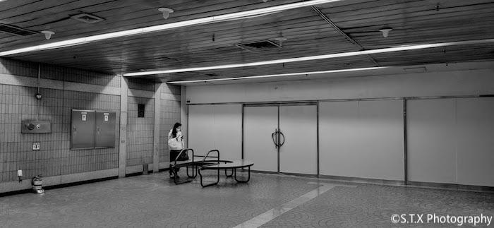 首尔地铁3号线安国站、韩国新冠肺炎