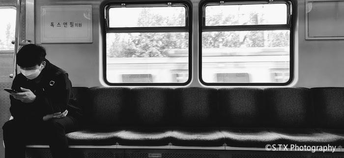 首尔地铁、韩国新冠肺炎