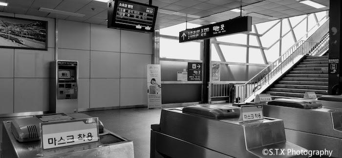 首尔地铁、东仁川站、韩国新冠肺炎
