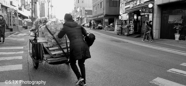 2020手机街拍首尔