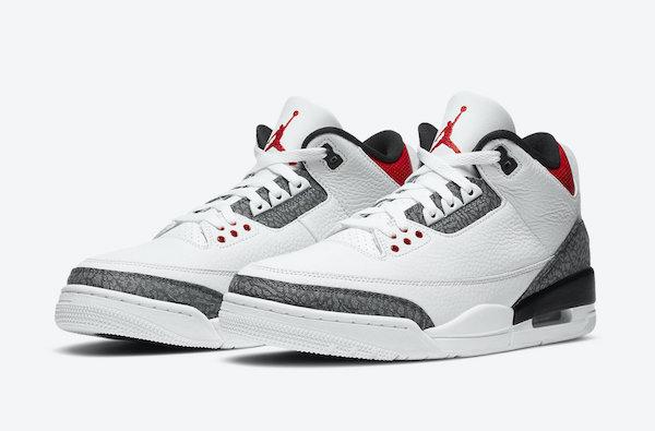 Air Jordan 3 SE DNM Fire Red