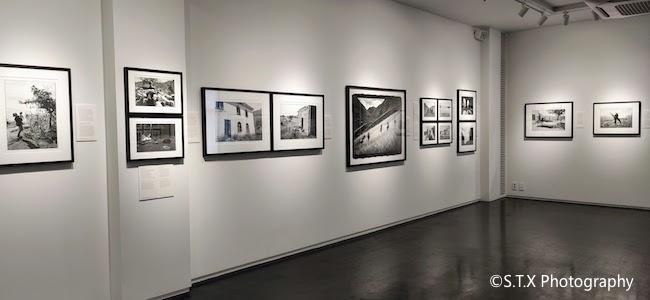 韩国诗人摄影家朴劳解摄影展