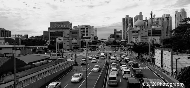 手机摄影首尔街拍