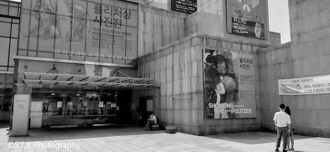 手机街拍首尔