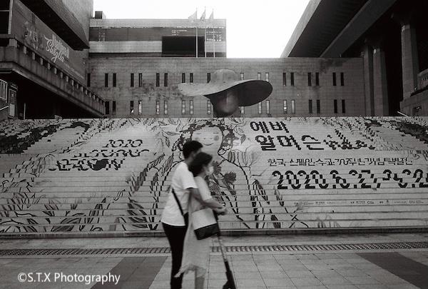 KodakTri-X 400、黑白街拍