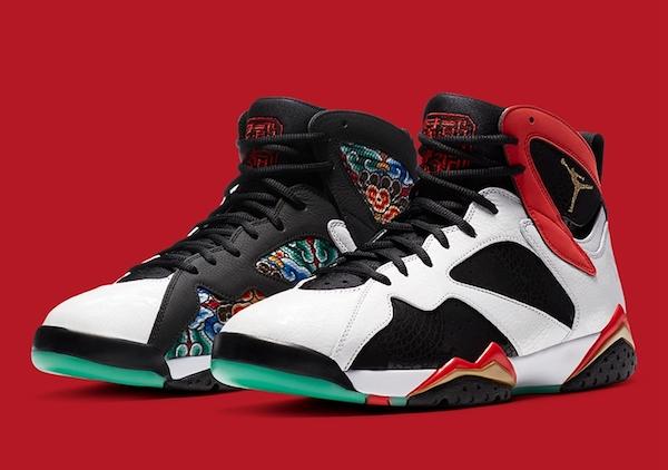"""Air Jordan 7 GC """"China"""""""