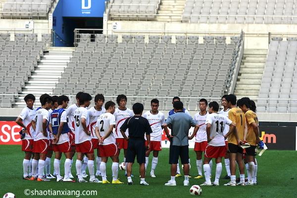 2010韩国K联赛全明星队