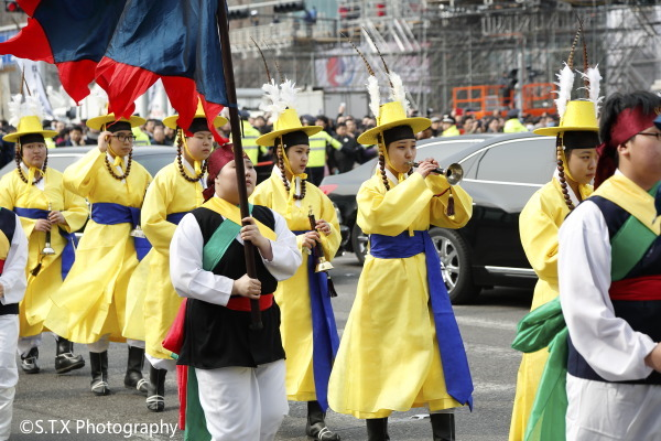 第18届韩国总统就职典礼