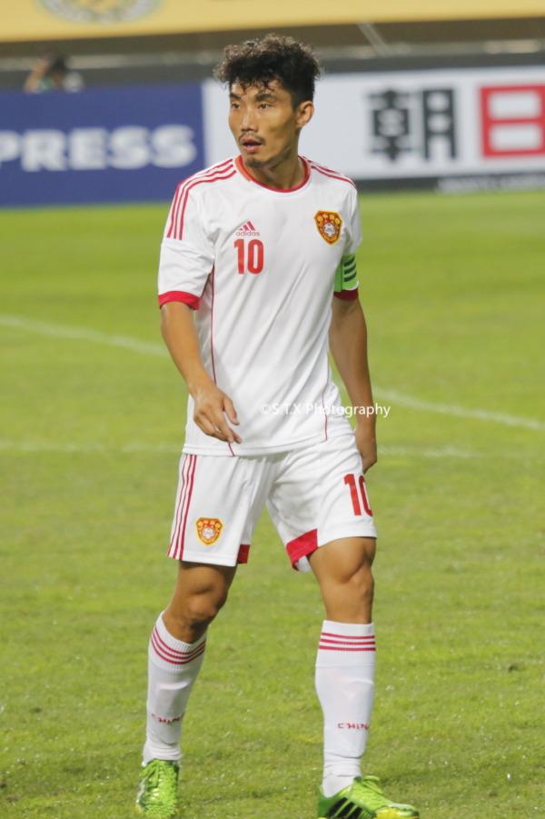 2013年东亚杯、郑智