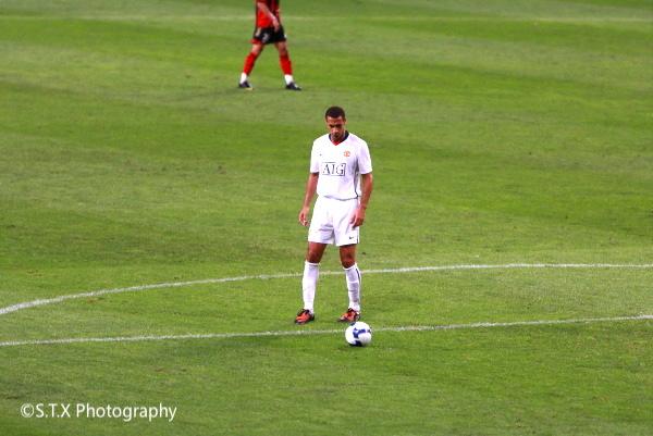 2009曼联 VS FC首尔、费迪南德