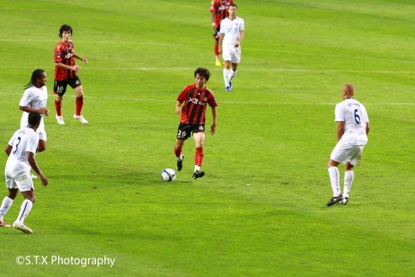 2009曼联 VS FC首尔