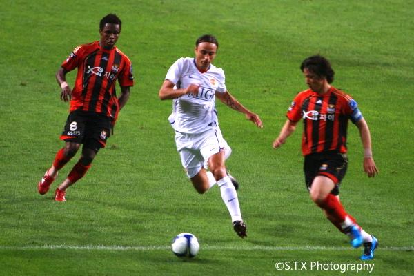 2009曼联 VS FC首尔、贝尔巴托夫