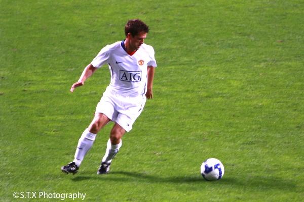 2009曼联 VS FC首尔、欧文
