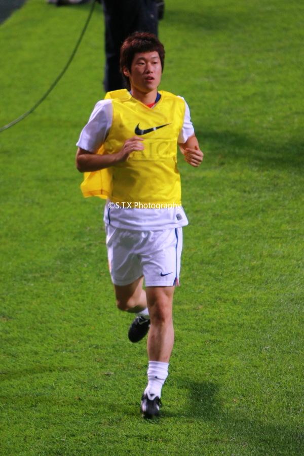 2009曼联 VS FC首尔、朴智星