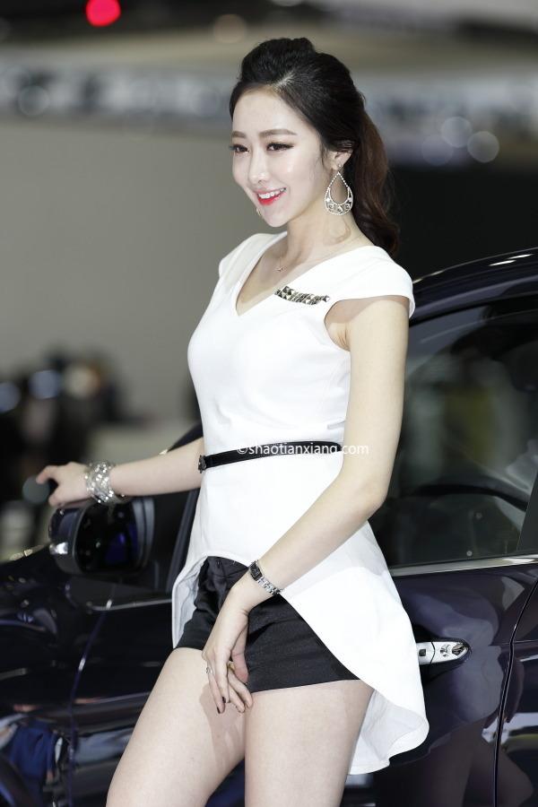 2015年首尔国际车展、Seoul Motor Show、申海莉
