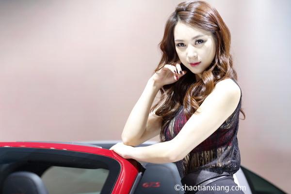 朱多贺、2015年首尔国际车展、Seoul Motor Show