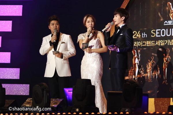 2015年第24届首尔歌谣大赏、Seoul Music Awards