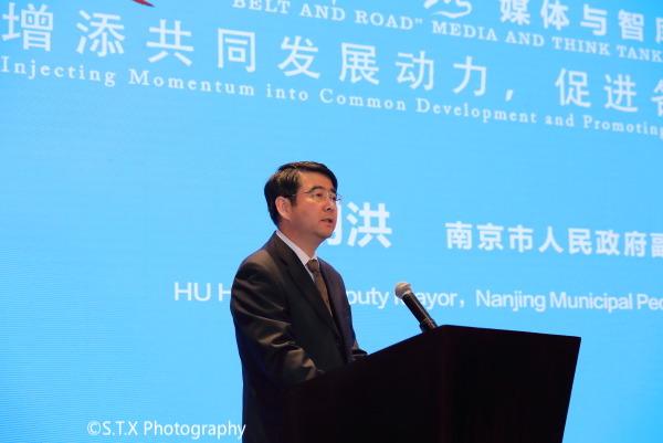 南京市人民政府副市长 胡洪