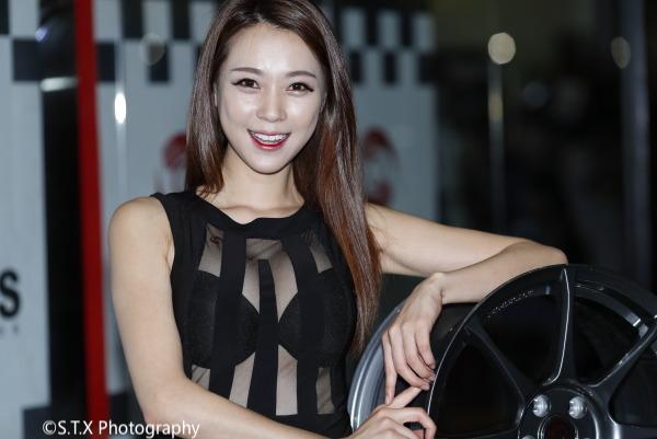 2015年首尔汽车沙龙、2015Seoul Auto Salon、朱多贺