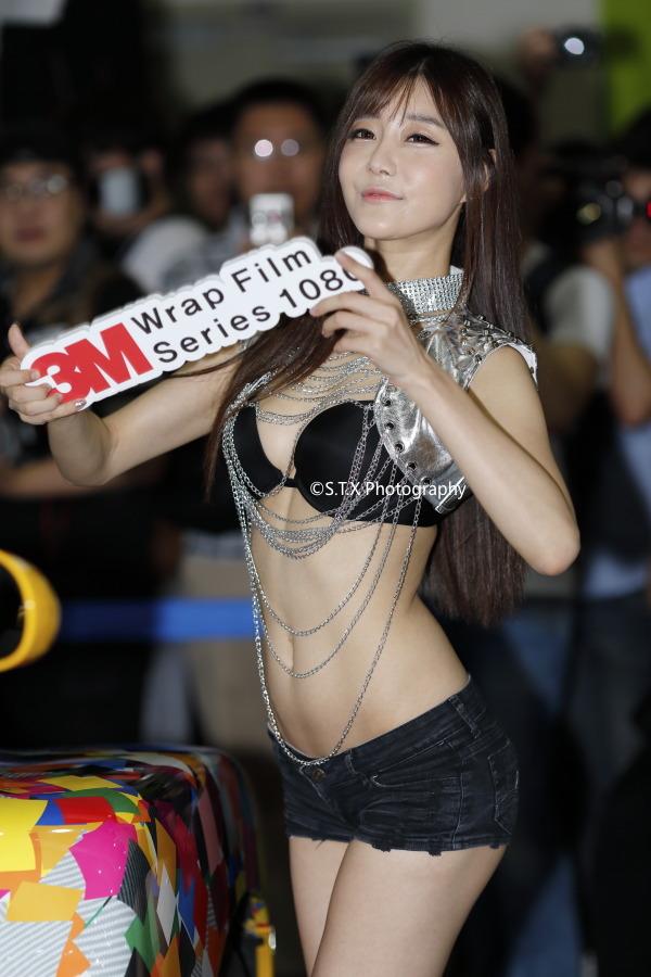 2015年首尔汽车沙龙、2015Seoul Auto Salon