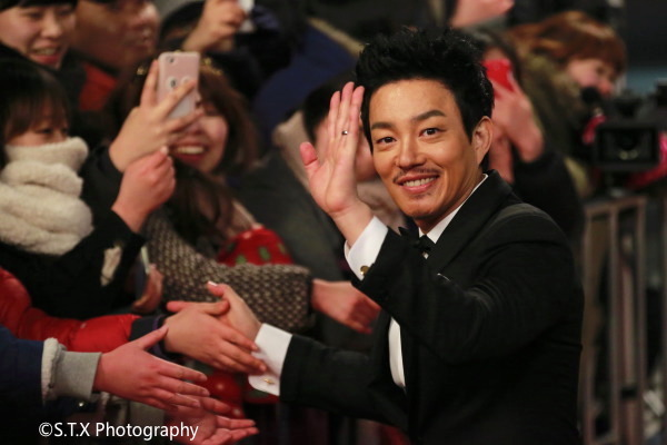2012 KBS演技大赏、李凡秀