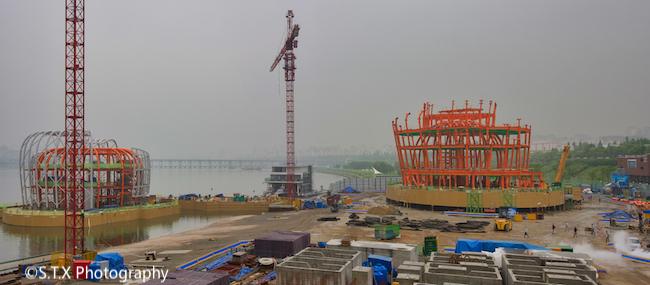 盘浦大桥三光岛